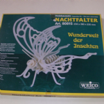 Nachtfalter Butterfly Assembly Kit precut plywood model 330mm WEICO 230mm